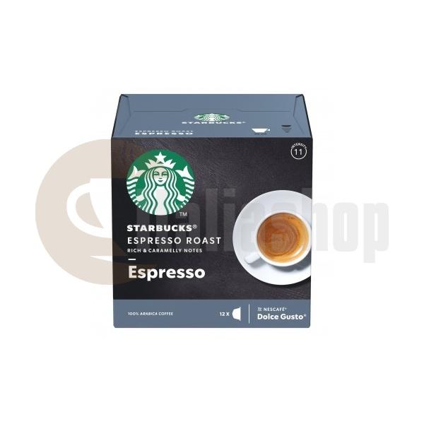 Starbucks Espresso Roast Κάψουλες Για Dolce Gusto - 12 Τεμ.