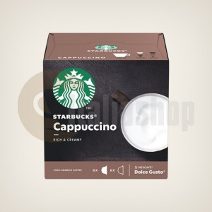 Starbucks Cappuccino Κάψουλες Για Dolce Gusto - 12 Τεμ.