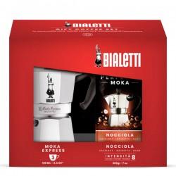 Bialetti Moka Express & Αλεσμένος Καφές