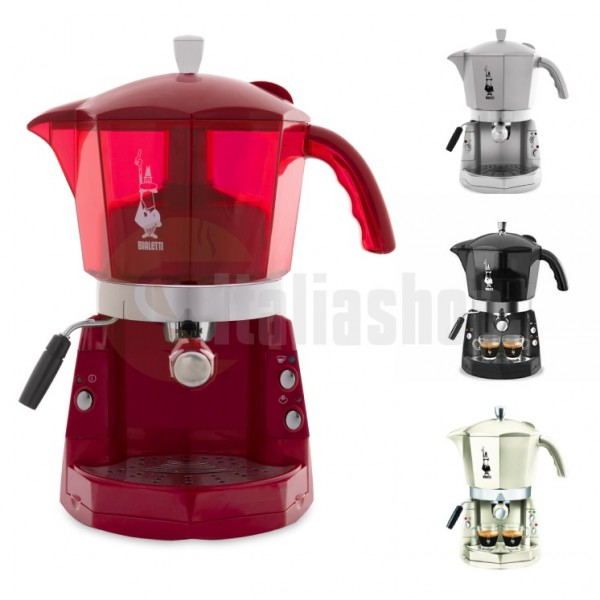 Bialetti Mokona Μηχανή Espresso 3in1