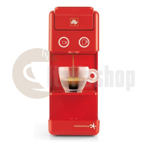 Illy Y3.2 Μηχανή Espresso + 16 Κάψουλες Δώρο