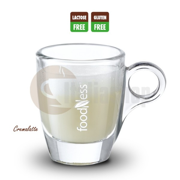 Foodness Συμβατές Κάψουλες Dolce Gusto Crema Latte 50 Τεμ.