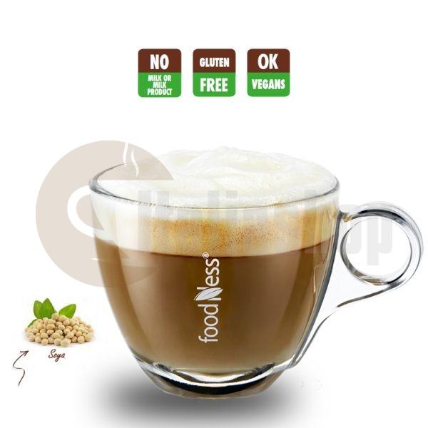 Foodness Cappuccino Alla Soia - 10 Τεμ. Κάψουλες