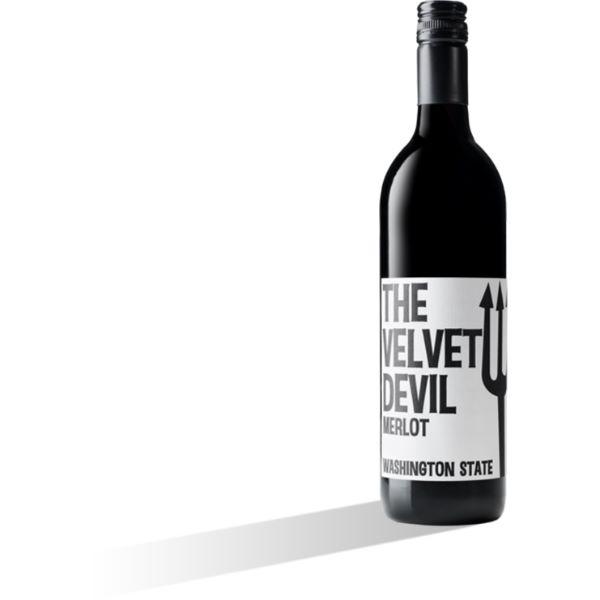 Charles Smith Κόκκινο Κρασί The Velvet Devil Merlot 2016