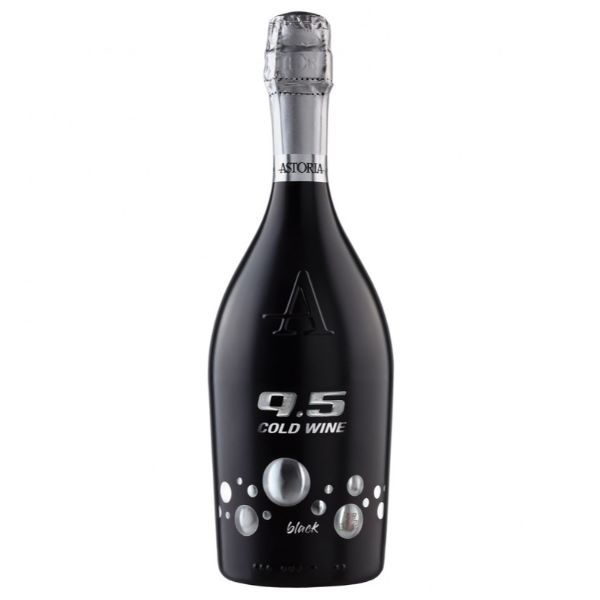 Astoria Λευκό Αφρώδες Κρασί 9.5 Cold Wine Black