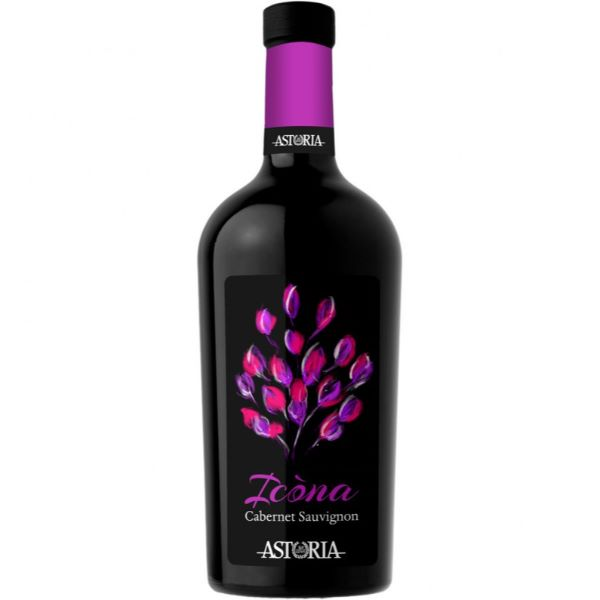 Astoria Κόκκινο Κρασί Icòna Cabernet Sauvignon