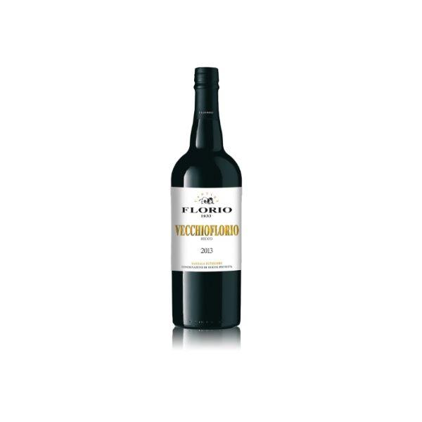Florio Λευκό Κρασί VecchioFlorio Secco