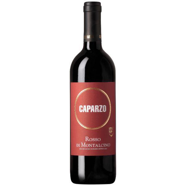 Caparzo Κόκκινο Κρασί Rosso Di Montalcino