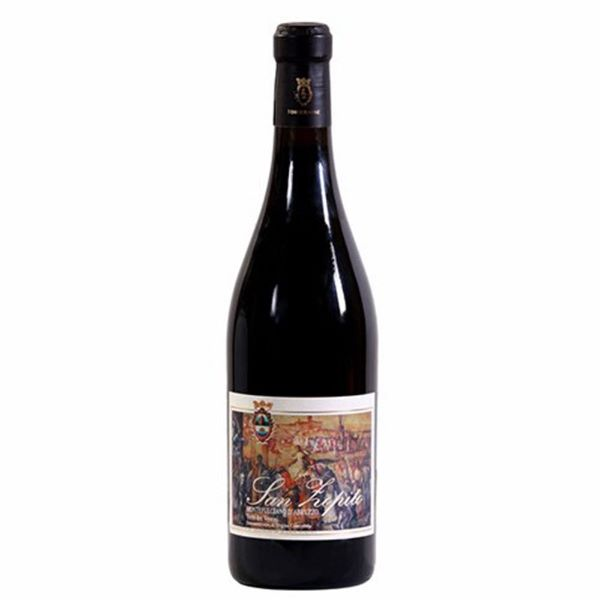 Torre Raone Κόκκινο Κρασί San Zopito