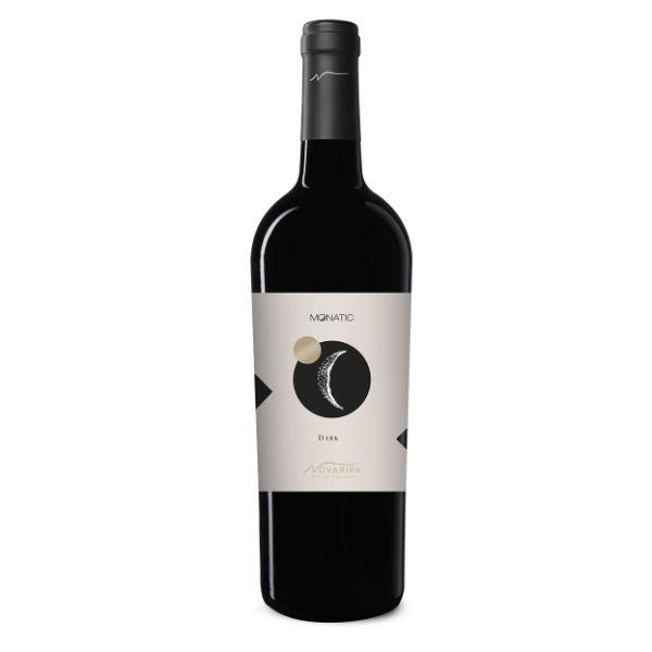 Novaripa Κόκκινο Κρασί Monatic Dark