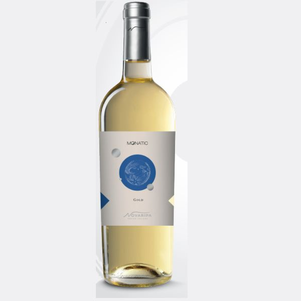 Novaripa Λευκό Κρασί Monatic Gold