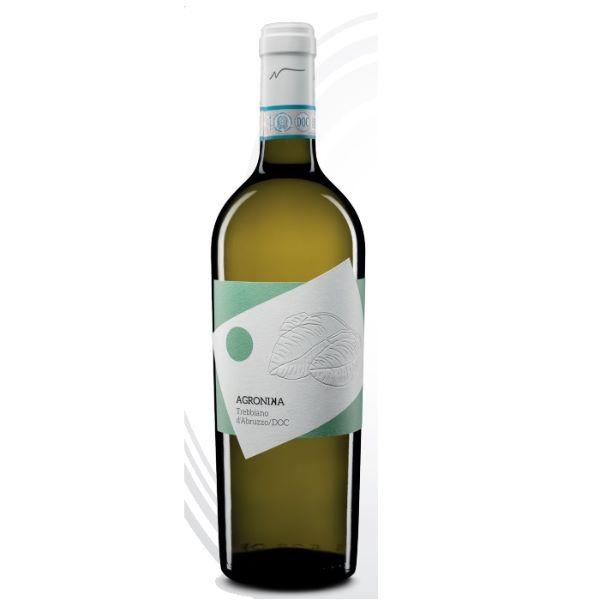 Novaripa Λευκό Κρασί Agronika Trebbiano d'Abruzzo