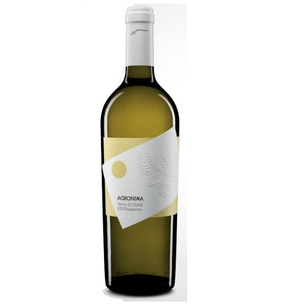 Novaripa Λευκό Κρασί Agronika Terre di Chieti Passerina