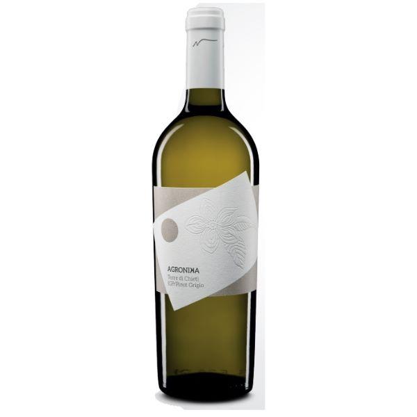 Novaripa Λευκό Κρασί Agronika Terre di Chieti Pinot Grigio