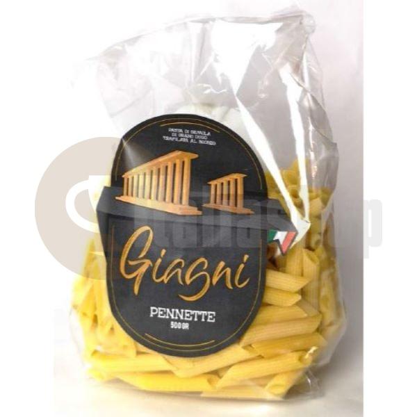 Pastificio Giagni Pennette Ζυμαρικά - 500 gr