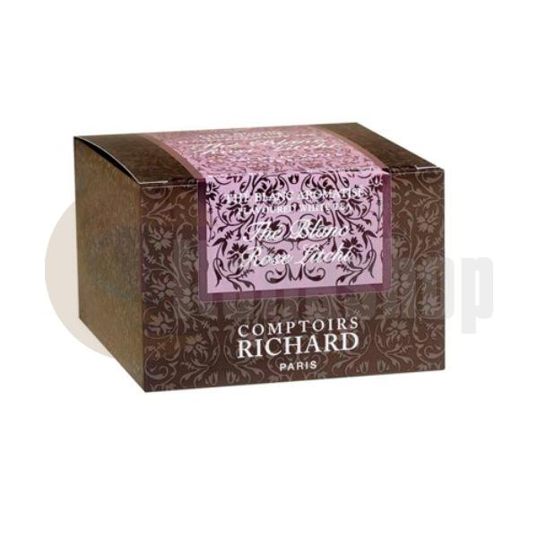Cafes Richard Τσάι Τριαντάφυλλου και Λίτσι - 15 Τεμ.