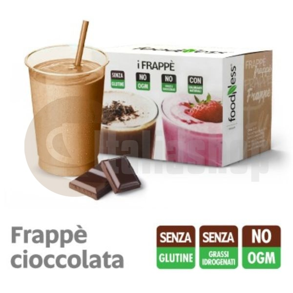 Foodness iFrappe Milk Shake με Γεύση Σοκολάτας