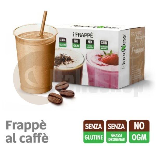 Foodness iFrappe Milk Shake με Γεύση Καφέ