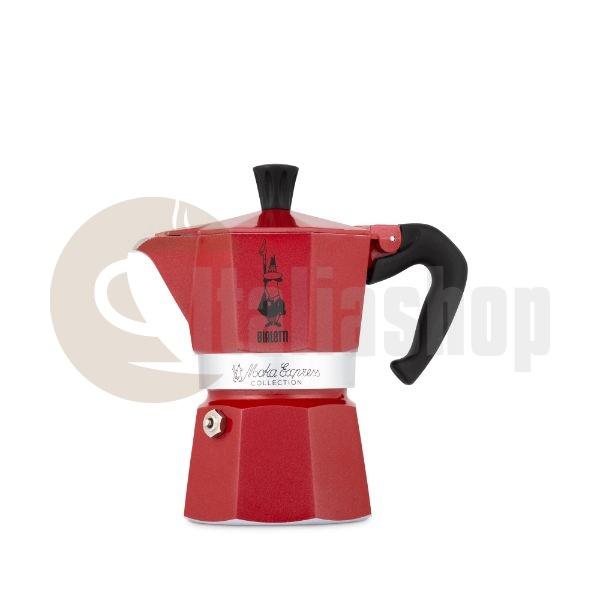 Bialetti Moka Express Seduttore Kαφετιέρα Xειρός Για 3 Φλιτζάνια