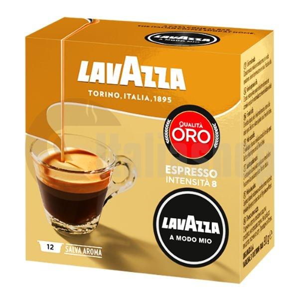 Lavazza A Modo Mio Qualita Oro - 12 Τεμ.