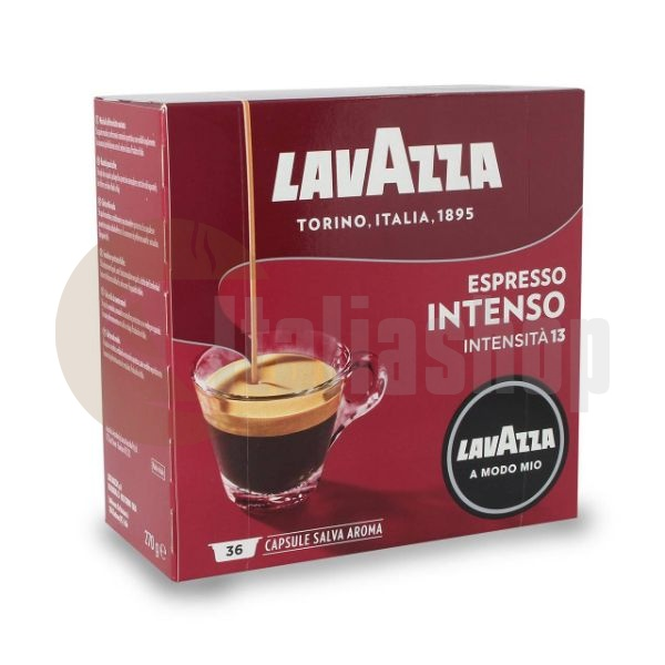 Lavazza A Modo Mio Espresso Intenso - 36 Τεμ.