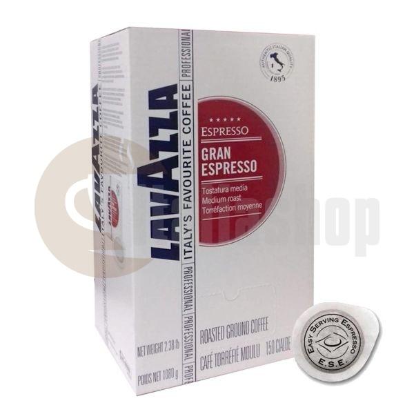 Lacazza Espresso Κάψουλες Χάρτινες ( E.S.E. Pod )