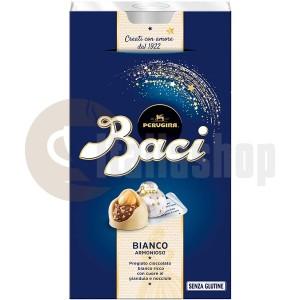 Baci Perugina Σοκολατάκια Aπό Λευκή Σοκολάτα με 70% Κακάο - 200 gr