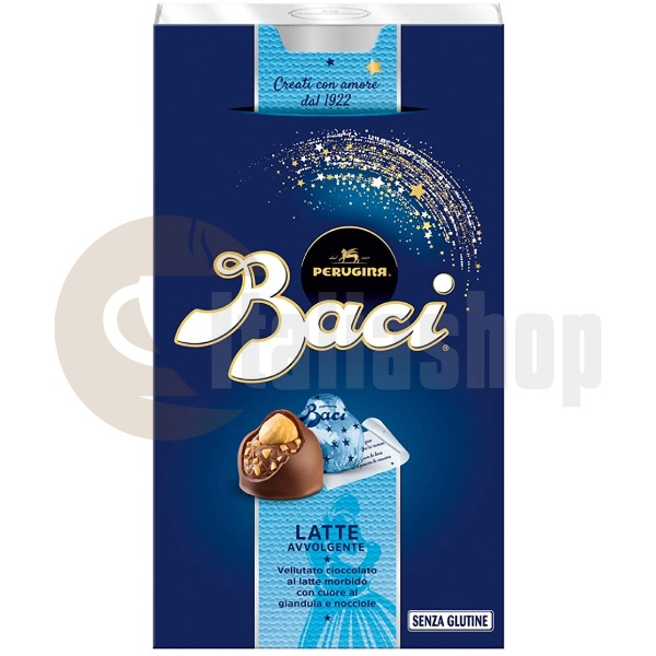 Baci Perugina Σοκολατάκια με 70% Κακάο - 200 gr