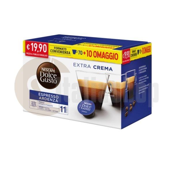 Dolce Gusto Espresso Ristretto Ardenza - 80 Τεμ.