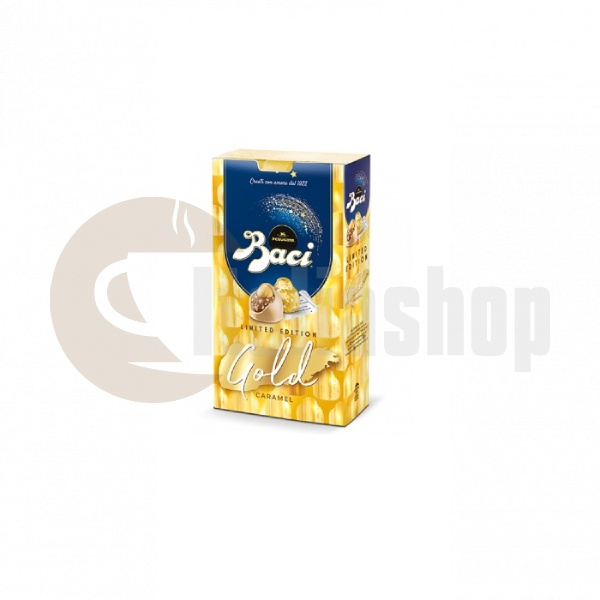 Baci Perugina Σοκολατάκια Limitet Edition Gold - 150 gr.