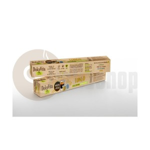 Dolce Vita Συμβατά Κάψουλες Για Nespresso Lungo - 10 Τεμ