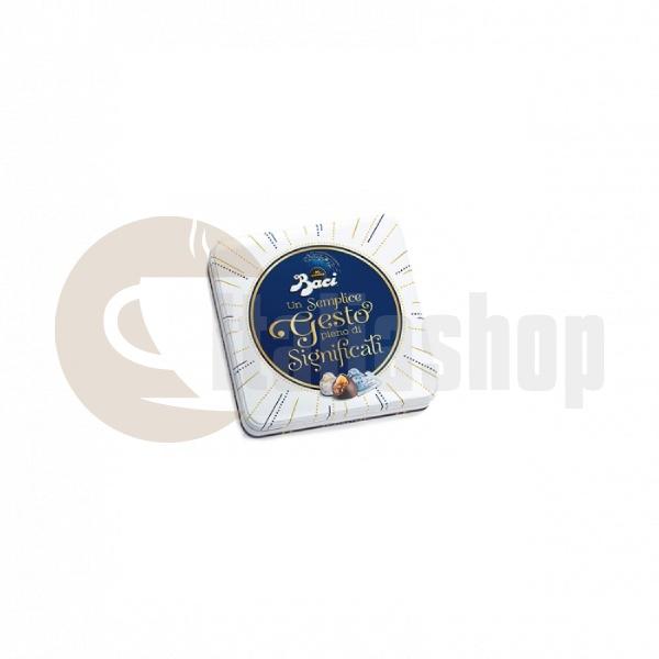 Baci Perugina Μεταλλικό Κουτί Με Σοκολατάκια - 125 gr.