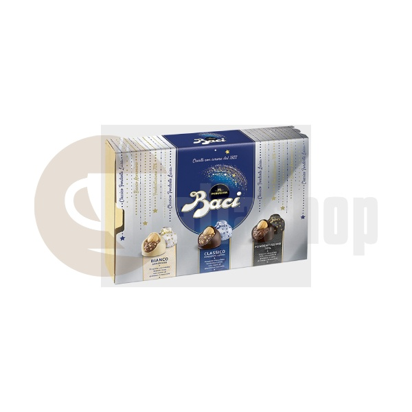 Baci Perugina  Κουτί Με Σοκολατάκια Assortito - 225 gr.
