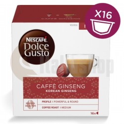 Dolce Gusto Caffè Ginseng - 16 Τεμ.