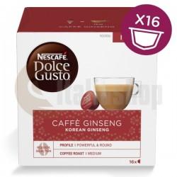 Dolce Gusto Caffè Ginseng - 16 Τεμ.