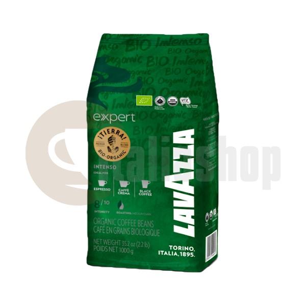 Lavazza (i)Tierra Bio Organic Intenso Καφές σε Κόκκους - 1 kg