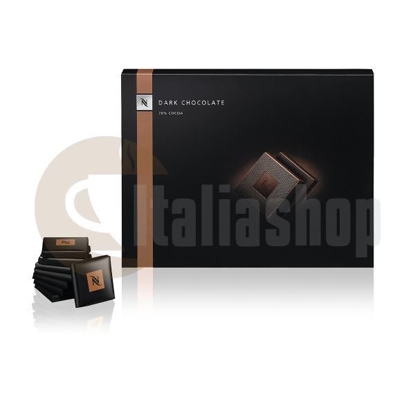 Nespresso Τετράγωνα Μαύρης Σοκολάτας