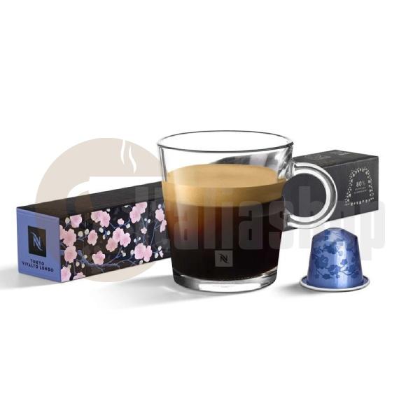 Nespresso Classic Tokyo Vivalto Lungo - 10 Τεμ.