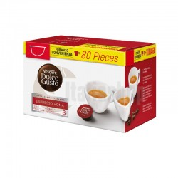 Dolce Gusto Espresso Roma 80 Τεμ. + 20 Mix Κάψουλες