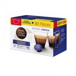 Dolce Gusto Espresso Ristretto Ardenza 80 Τεμ. + 20 Mix Κάψουλες