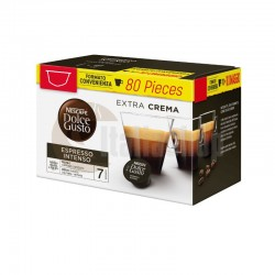 Dolce Gusto Espresso Intenso 80 Τεμ. + 20 Mix Κάψουλες
