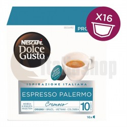 Dolce Gusto Epsresso Palermo - 16 Τεμ.