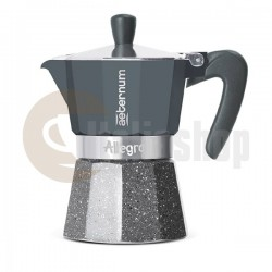 Aeternum Allegra Metropolis Καφετιέρα Χειρός Για 3 Φλιτζάνια
