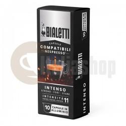 Bialetti Συμβατές Κάψουλες γιαNespresso Intenso 10 pcs