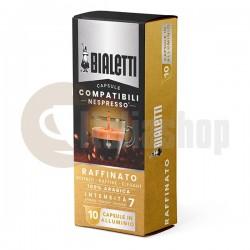 Bialetti Συμβατές Κάψουλες γιαNespresso Raffinato 10 pcs