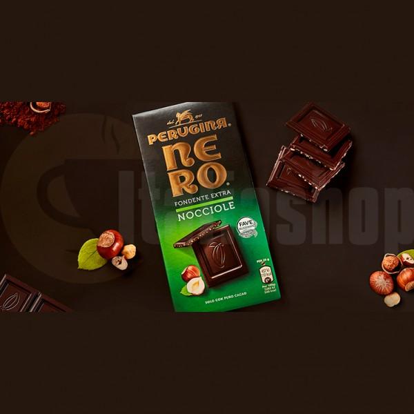 Baci Perugina Μάυρη Σοκολάτα Με Φουντουκιά Nero