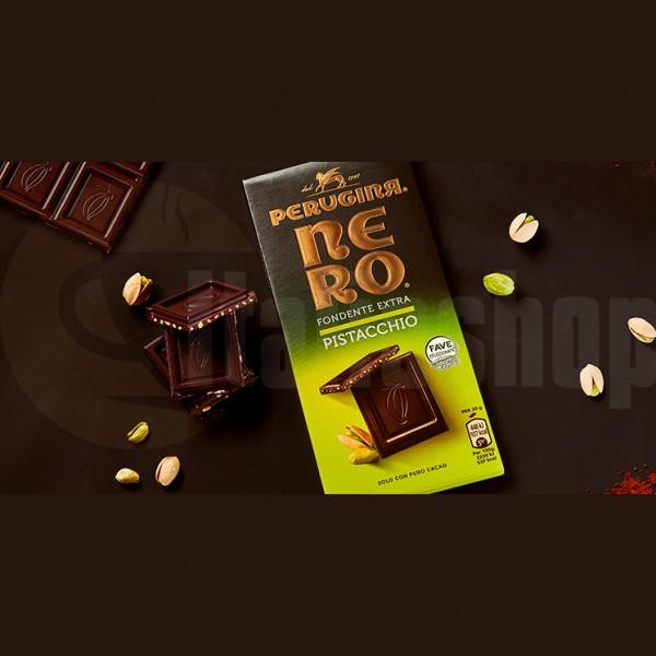 Baci Perugina Μάυρη Σοκολάτα Με Φυστίκι Αιγίνης