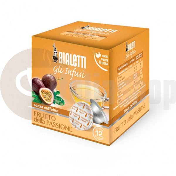 Bialetti Τσάι Εξωτικά Φρούτα - 12 Τεμ.