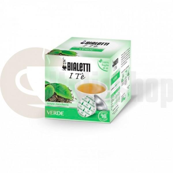 Bialetti Πράσινο Τσάι - 16 Τεμ.