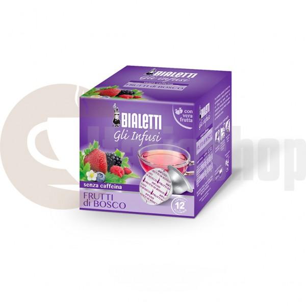 Bialetti Τσάι Φρούτα του Δάσους - 12 Τεμ.